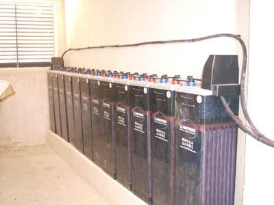 12 baterias hoppecke